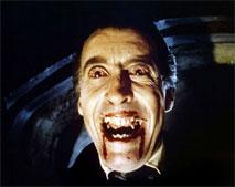 L 39 histoire du cin ma vampirique films for Chris lee architect